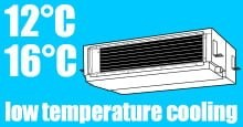 Ducted (Low Temperature Cooling)