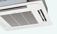 Panasonic Air Conditioning - 4 Way Cassette