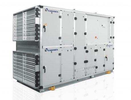 Mitsubishi Electric Air Conditioning   Climaveneta Wizard Air Handling Units