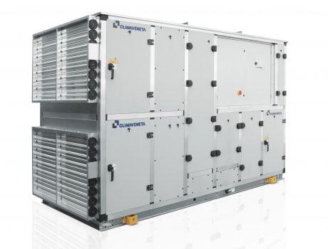 Mitsubishi Electric Air Conditioning   Climaveneta Wizard Air Handling Units